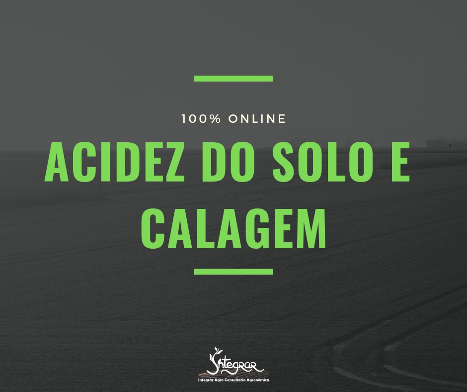 Acidez do Solo e Calagem